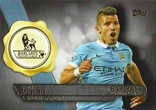 Topps Premier Gold 2015 Best of the Barclay's Premier League Chase Cards #BB1-20