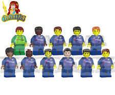 LEGO Chelsea Football Team 11 Players 18-19 Jersey Custom Minifigure