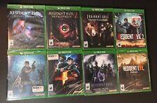 Resident Evil 8-Pack [ Revelations + 0 + 1 + 2 + 4 + 5 + 6 + 7 ] (XBOX ONE) NEW