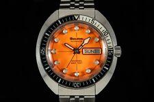 Original Vintage Bulova Devil Diver 666 Dive Watch - 1960s Automatic