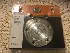"Pre Owned Harley Davidson Timer Cover.  See Photos.  3"" D."