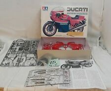TAMIYA Model Kitt 1/12 DUCATI 900 Mike Hailwood Replica 14019 Motorcycle Series