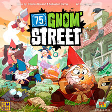 Jeu de société 75 Gnom' Street - Neuf, emballé - Ankama - Gnom Street VF