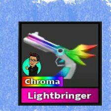 MM2 CHROMA LIGHTBRINGER Godly GUN Murder Mystery 2 Roblox FAST Delivery CHEAP!