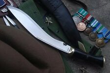 Traditional Service No.1 Kukri, British Gurkha Army Issue Khukuri, EGKH Knife