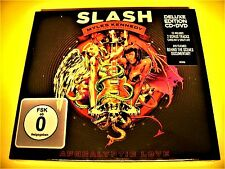 SLASH - APOCALYPTIC LOVE - DELUXE EDITION CD + DVD FEAT MYLES KENNEDY NEU & OVP