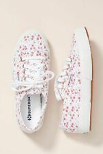 Superga Floral-Printed Sneakers by Superego New Sz. 6.5