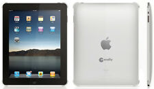 MACALLY METRO-C CLEAR HARD CASE PROTECTOR COVER FOR APPLE iPAD 1st GENERATION 1