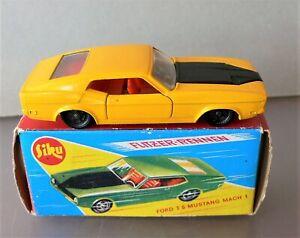 Siku V-Serie alt - V 330 Ford T5 Mustang Mach 1 - mit original Box