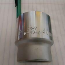 Performance Tool W38712 3//8 Drive 12-Point Socket 12mm