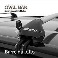 Barre Portapacchi Portatutto Hyundai Kona SUV dal 2017 > Rail di Serie