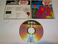 CD - Frank Zappa Freak Out - Mothers of Invention - No Barcode # G4