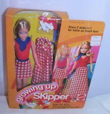 Vintage 1974 Barbie GROWING UP SKIPPER No 7259 NRFB