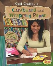 Cool Crafts with Cardboard and Wrapping Paper (Snap Books: Green Crafts)