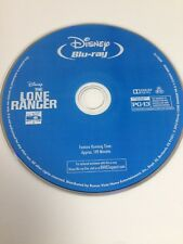 The Lone Ranger - Blu Ray Disc Only - Replacement Disc