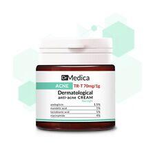 Bielenda Dr Medica Dermatological Blackhead Anti Acne Face Cream Treatment 50ml
