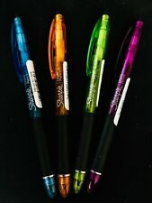 4 Sharpie Liquid Mechanical Pencil Blue, Orange, Lime & Berry FREE SHIPPING