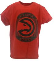 Atlanta Hawks Official NBA Kids Youth Children's Size T-Shirt New With Tags