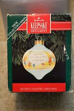 Hallmark Keepsake Ornament Betsey Clark Betsey's Country Christmas (Bin 8)