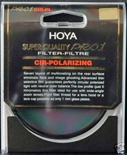 Original 62mm Hoya Super Quality Thin PRO 1 Circular Polarizer Filter The Best!