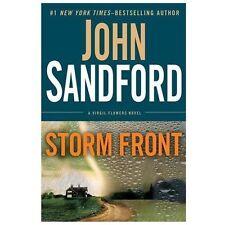 Storm Front by John Sandford HC DJ (JLX)