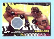 2010 Topps Ufc Alan Belcher Event Used Octagon Mat
