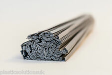 PPO /PPE+PS Plastic welding rods (6mm) grey , pack of 20 pcs /flat strips/