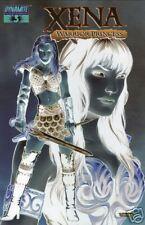Xena Warrior Princess (AR) # 3 neves negativos Variant 1:25