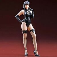 1/20 Resin Figure Model Kit Sexy Girl Female Spy Agent Unpainted Unassembled