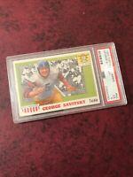 1955 Topps All American Football Card #43 George Savitsky PSA 5