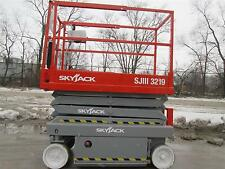 Skyjack Electric Heavy Equipment Scissor & Boom Lifts