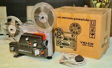 YELCO MP-400 Super 8/ Standard 8 film projector