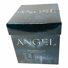 Angel Collectors Limited Edition DVD 30-Disc Box Set New Sealed David Boreanaz