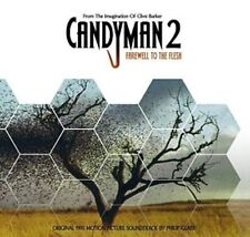 GLASS , PHILIP - CANDYMAN II (ORIGINAL 1995 MOTION PICTURE SOUNDTRACK) NEW VINYL