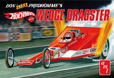 AMT 1/25 Don Snake Prudhomme's Hot Wheels Wedge Dragster PLASTIC MODEL KIT 1049