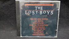 The  Lost Boys - Original Soundtrack - Various(CD, 1987, Atlantic )