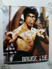 BRUCE LEE Poster Wall Memorabilia Reprint Art Icon Print Pop Poster A