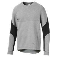 PUMA Men's Evostripe Crewneck Sweatshirt