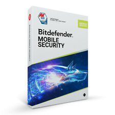 Bitdefender Mobile Security - Unlimited Android Devices | 1 Year Central Account