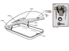 Reling für Audi Q3 8U ab 11 Dachbox VDPMAA320L+Alu-Relingträger Quick aufl