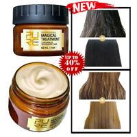 Magical Keratin Hair Treatment Mask 5 Seconds Repairs Damage Hair Root Hair Hot