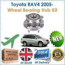 Fits Toyota RAV4 2.0 VVTi 2.2DT D4D 2005- Front Wheel Bearing Hub Kit Assembly!