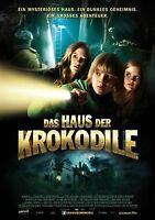 Das Haus der Krokodile von Cyrill Boss, Philipp Stennert | DVD | Zustand gut