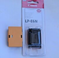 LPE6N LP E6N Battery for Canon EOS 5D2 5D3 6D 60D 70D 7D Mark II III Gift LP E6