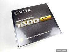EVGA 120-G2-1600-X2 SuperNOVA 1600 G2 80+ GOLD, 1600W Voll Modular Netzteil, NEU