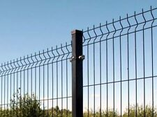 Stabgitterzaun Mat Fence Fence 500m 153cm 3D 3mm Anthracite Best Price