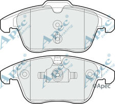 FRONT BRAKE PADS FOR FORD MONDEO TURNIER GENUINE APEC PAD1503