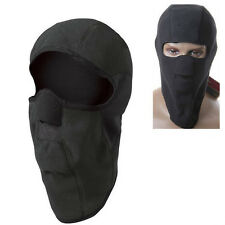 Men Motorcycle Thermal Fleece Balaclava Neck Winter Ski Full Face Mask Cap Cover
