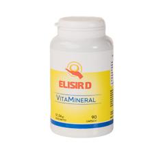 Multivitaminico in compresse - Elisir D Vitamineral