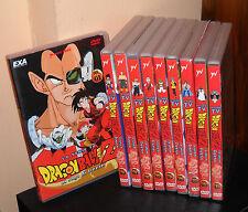 10 DVD Dragon BALL Z-saga freezer die Serie TV Sammlung Vollständige Dragonball